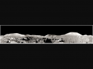 Huge panoramic picture of the Moon (II).