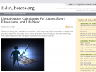 Useful online calculators for almost every educational and life need.