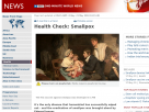 How the world was rid of smallpox.