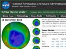 Ozone hole watch.