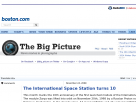 The International Space Station turns 10.