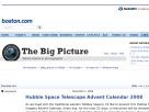 Hubble Space Telescope Advent Calendar 2008.