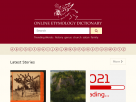 Online etymology dictionary.