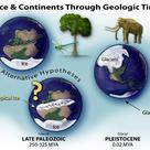 Earth's ice through geologic time