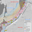 Quakes in the Kuril-Kamchatka Trench