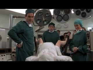 Childbirth the Monty Python's way